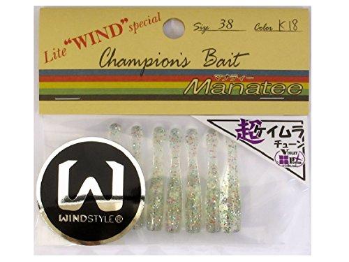 オンスタックルデザイン マナティー 38 K18 ケイムラ・マルチフラッシュの商品画像