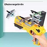 Toy Pistol Airplane,Foam Catapult Airplane