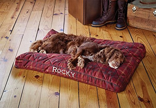 Orvis Comfortfill Platform Dog Bed/Small Dogs Up to 40 Lbs,