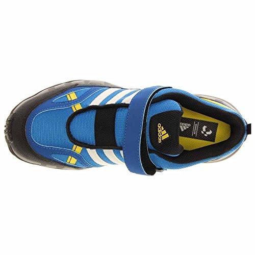 grandi Ax Adidasg97131 Kids Unisex bambini chalk Piccoli 1 yellow Cf Blue qdXxwrCd