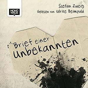 Brief einer Unbekannten Audiobook