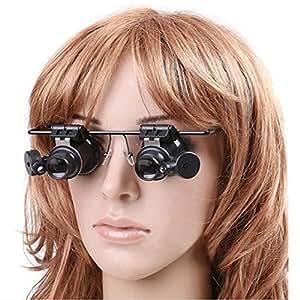 Amazon Com Honmofun Magnifying Glass Magnifying Mirror