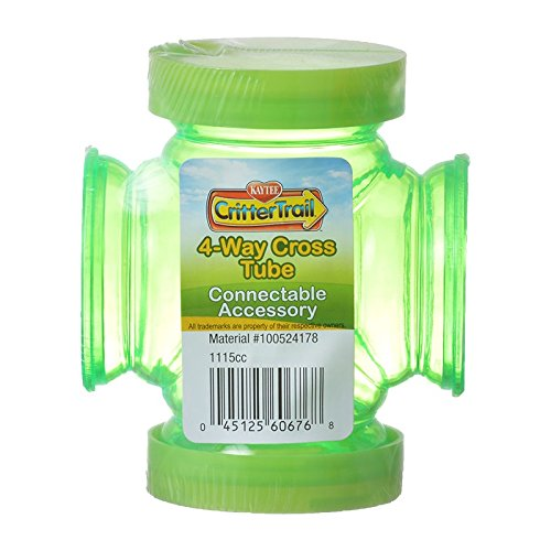 Crittertrail Fun-Nel Tube 4-Way (Crittertrail Funnels Tube)