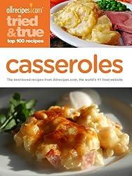 Casseroles: 50 Best Recipes from Allrecipes.com
