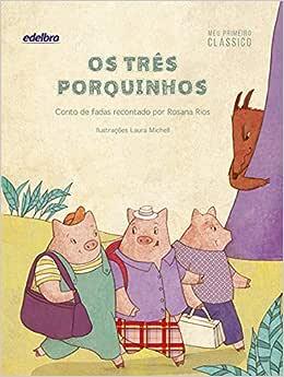 Os Três Porquinhos | Amazon.com.br