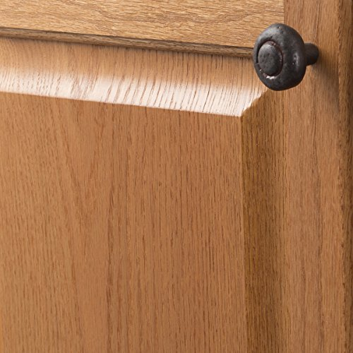 Hickory Hardware P3002-RI-25B Refined Rustic Collection Knob, 1-1/4 Inch Diameter, Iron, 25 Each by Hickory Hardware (Image #3)