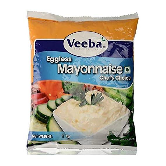 Veeba Eggless Mayonnaise (Chef