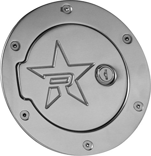 olished Aluminum Locking Fuel Door, 1 Pack (Aluminum Polished Doors)