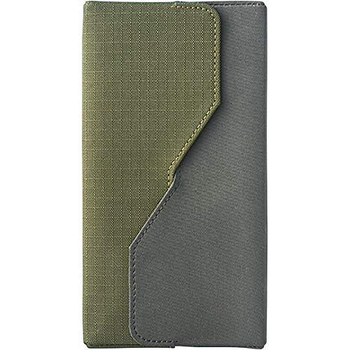 キングジム ペンケ-스 판 칼륨 ヨコオキ 와이드 타입 그린 2150W-003 / King Jim Penque-s Pakari Yokooki Wide Type Green 2150W-003