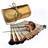 Makeup Brushes, PeleusTech 24pcs Cosmetics Brushes Set Synthetic - Best Reviews Guide
