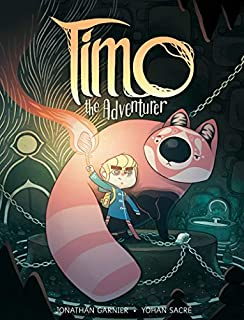 Book Cover: Timo the Adventurer