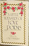 Little Treasury of Love Poems, Outlet Book Company Staff and Random House Value Publishing Staff, 0517320991
