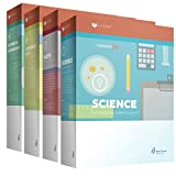 New Lifepac Grade 4 AOP 4-Subject Box Set (Math, Language, Science & History / Geography, Alpha Omega, 4TH GRADE, HomeSchooling CURRICULUM, New Life Pac [Paperback]