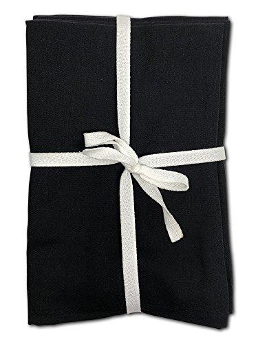 MoLi Cloth Napkins Egyptian Cotton Dinner Linen Set of 12 Pack Lunch Reusable Fabric Napkin Table Linens Servilletas de Tela Restaurant Tabel Linnen Bulk Sets Eco (New ()