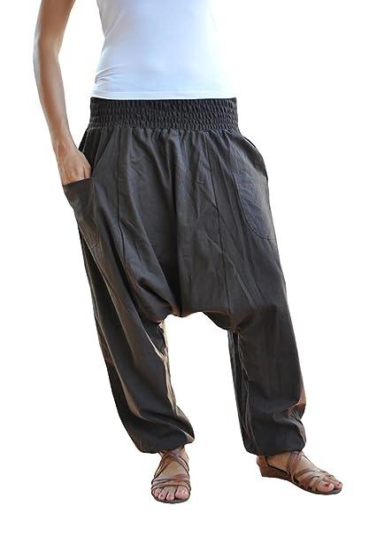 virblatt Pantalones cagados Color único Talla única con ...