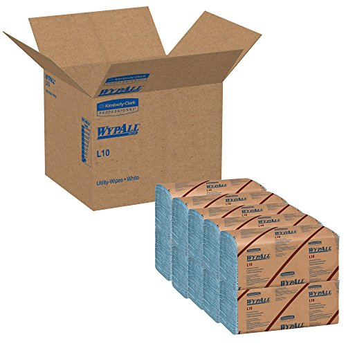 Wypall Disposable Windshield Wipers 10 Pack product image