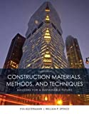 img - for Construction Materials, Methods and Techniques book / textbook / text book