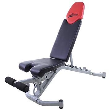Sin marca Banco de Musculación Ajustable BM5-1