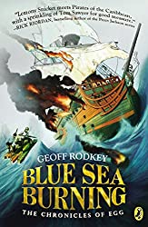Blue Sea Burning (The Chronicles of Egg)