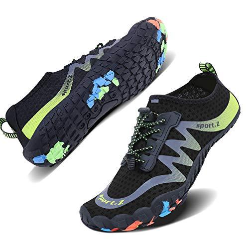 Shoes Athletic Mens Swim - WXDZ Water Sports Shoes Men Women Beach Swim Barefoot Skin Quick-Dry Aqua Socks