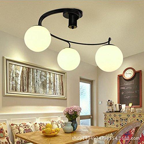 Moderne Eisen Kunst Lampen Und Laternen Einfache Moderne