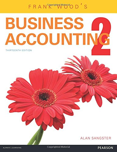 Frank Wood S Business Accounting Wood Frank Sangster Alan 9781292085050 Amazon Com Books