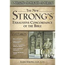 New Strongs Exhaustive Concordance