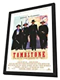 Tombstone - 27 x 40 Framed Movie Poster