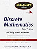 img - for Schaum's Outline of Discrete Mathematics, Revised Third Edition (Schaum's Outlines) by Lipschutz, Seymour, Lipson, Marc (September 16, 2009) Paperback 3 book / textbook / text book