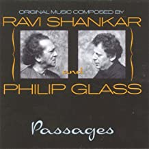 Passages By Philip Glass,Ravi Shankar (2012-05-22)