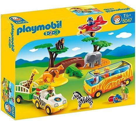 PLAYMOBIL - Juego Gran Safari Africano (50470)