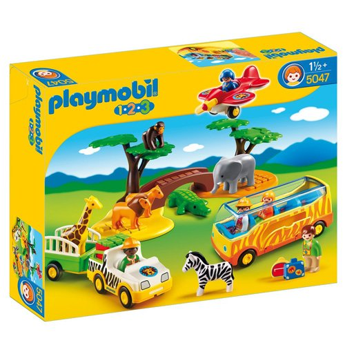 PLAYMOBIL  Large African Safari