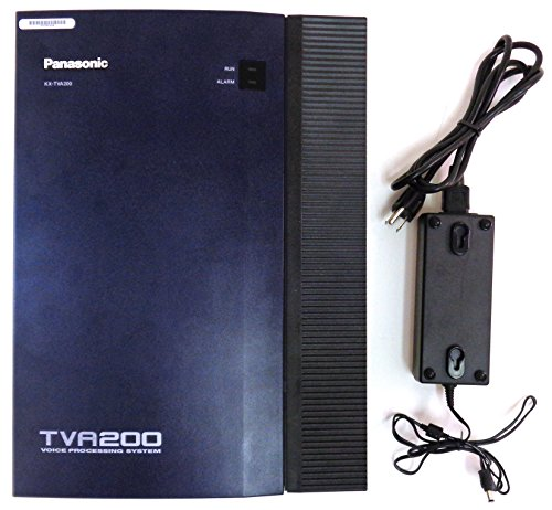 Panasonic KX-TVA200 Voice Processing System - Defaulted / Upgraded