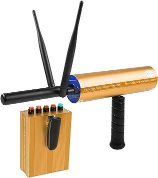 Eboxer Detector de Metales Profesional Escaneado Posicionamiento ...
