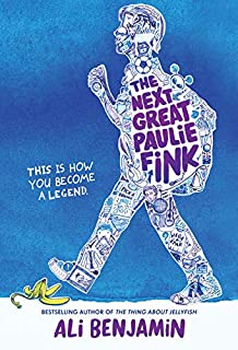 Book Cover: The Next Great Paulie Fink