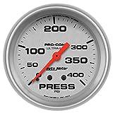 Auto Meter 4424 Ultra-Lite Mechanical Pressure Gauge