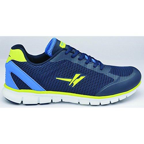 Gola Calera - Zapatillas de deporte Hombre Black/Reflex Blue