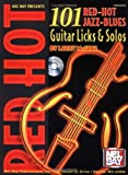 101 Red-Hot Jazz-Blues Guitar Licks and Solos, Larry McCabe, 0786647302