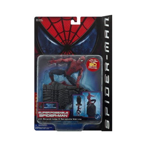 Spider-Man Movie Super Poseable by Marvel
