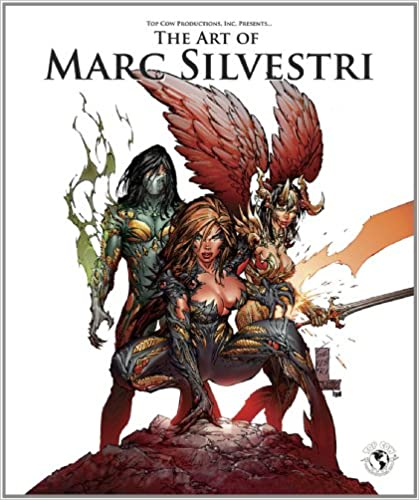 The Art of Marc Silvestri (Deluxe Edition)