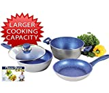 Flavorstone 9.5 Essential Cookware Pot And Pan Set A Whole New Way Of Cooking