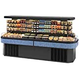 Federal Industries IMSS120SC-3 Specialty Display Island Self-Serve Refrigerated