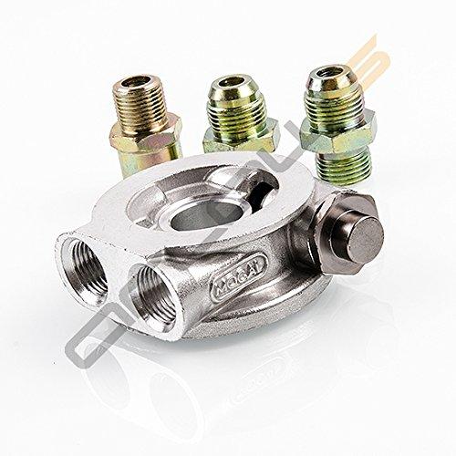 Thermostat Dash 10 , L/änge: 110//130cm 30 Reihen /Ölk/ühler Nachr/üstkit inkl