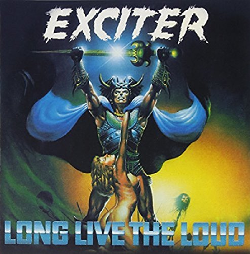 Long Live Loud Exciter product image