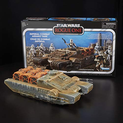 - Star Wars The Vintage Collection Imperial Combat Assault Tank