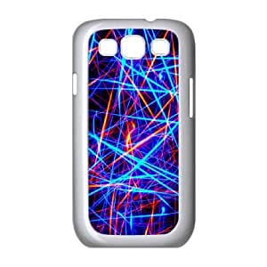Colorful Fantasy Trippy Samsung Galaxy S3 9300 Cell Phone Case White Y7402375