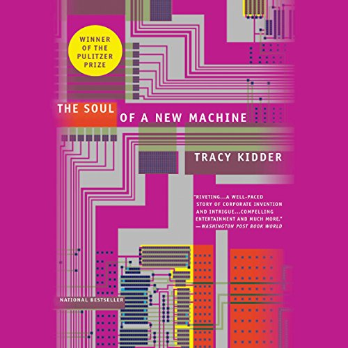 The Soul of a New Machine Audiobook [Free Download by Trial] thumbnail