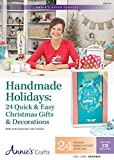 Handmade Holidays: 24 Quick & Easy Christmas Gifts & Decorations Class DVD: With Instructor Keri Sereika
