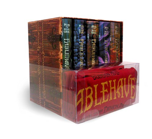 Fablehaven: The Complete Series Boxed Set With T-Shirt