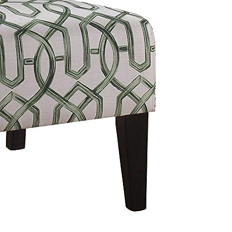 Amazon.com: Único Chic diseño geométrico hermosa silla de ...